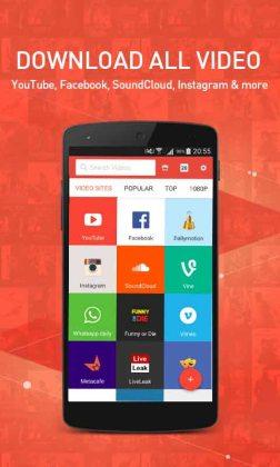 SnapTube – YouTube Downloader HD Video Beta v4 2 1 8251